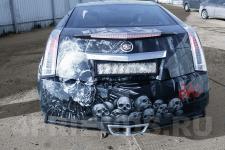 аэрография Cadillac CTS Coupe - рисунок4