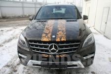 Mercedes ML Узор - изображение 1