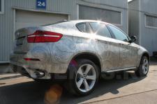 аэрография BMW x6 Узор   - фотография 1